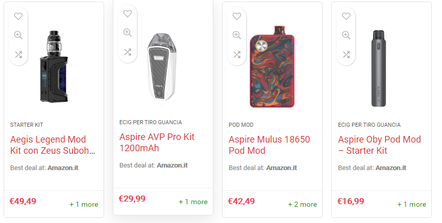 ecig svapoking amazon